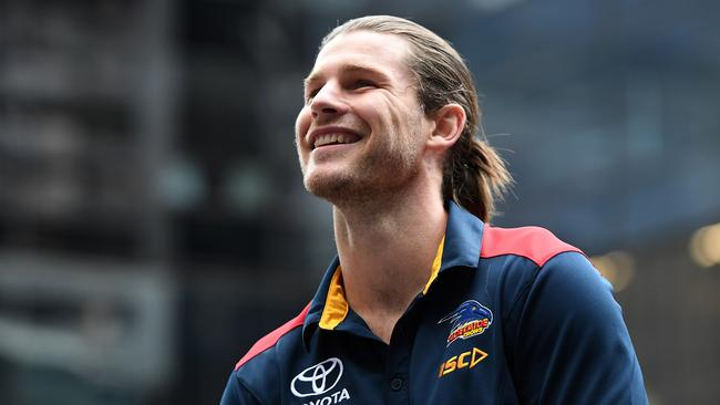 Would Bryce Gibbs have been the difference for the Crows had they landed him midyear? Picture: AAP