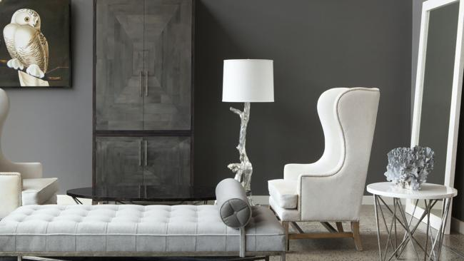 New paint and some slick furniture can provide a budget-friendly alternative to a complete overhaul. Photo: David Cook.