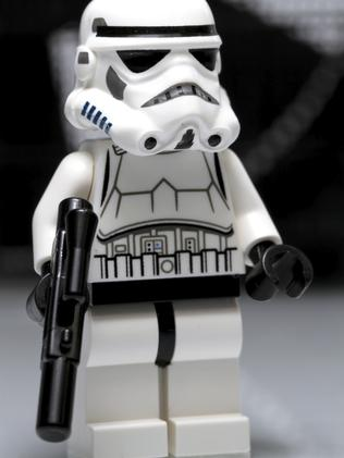 There's no doubt Lego is more violent these days. Brendan Hunter/iStock