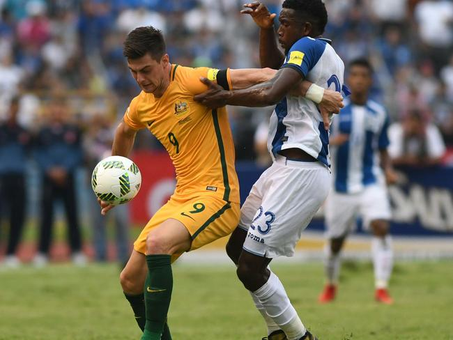 Tomi Juric blew a golden chance.