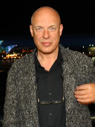 Destabiliser: musician and producer Brian Eno