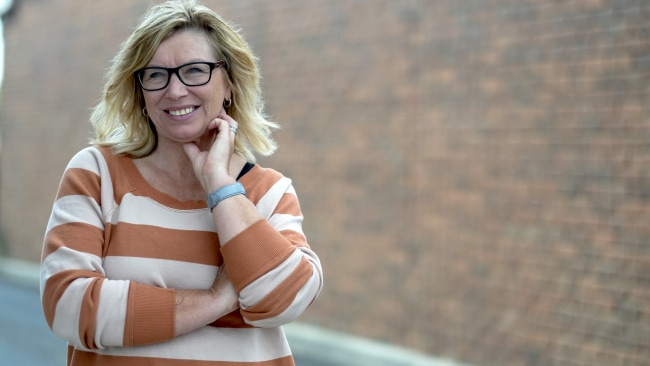 Domestic violence survivor Rosie Batty was named the Australian of the Year recipient in 2015. Photo: Luis Enrique Ascui