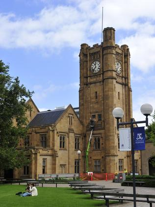 Melbourne University has moved to 32nd in the world — one spot ahead of last year.