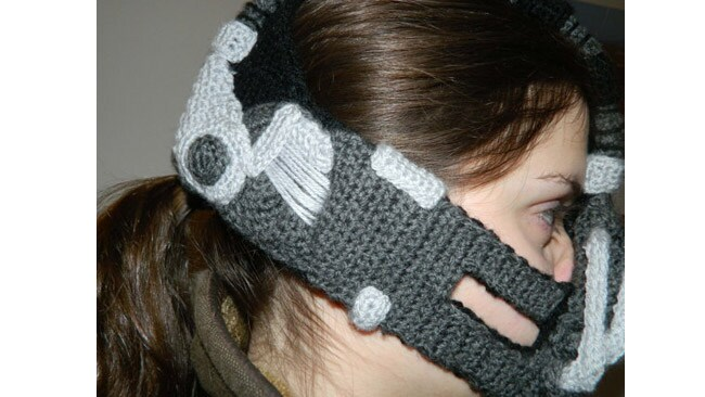 We will destroy Gotham and then you will buy this crochet knit mask. Then you have my permission to die.