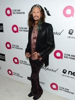 Musician Steven Tyler attends the 22nd Annual Elton John AIDS Foundation's Oscar Viewing Party. Picture: Getty