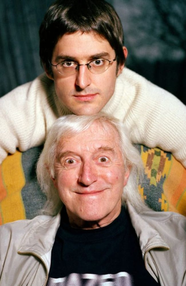 It emerged after his death in 2011 that Jimmy Savile had been one of Britain's worst paedophiles. Picture: BBC