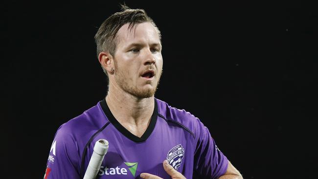Darcy Short turned heads playing for the Hobart Hurricanes