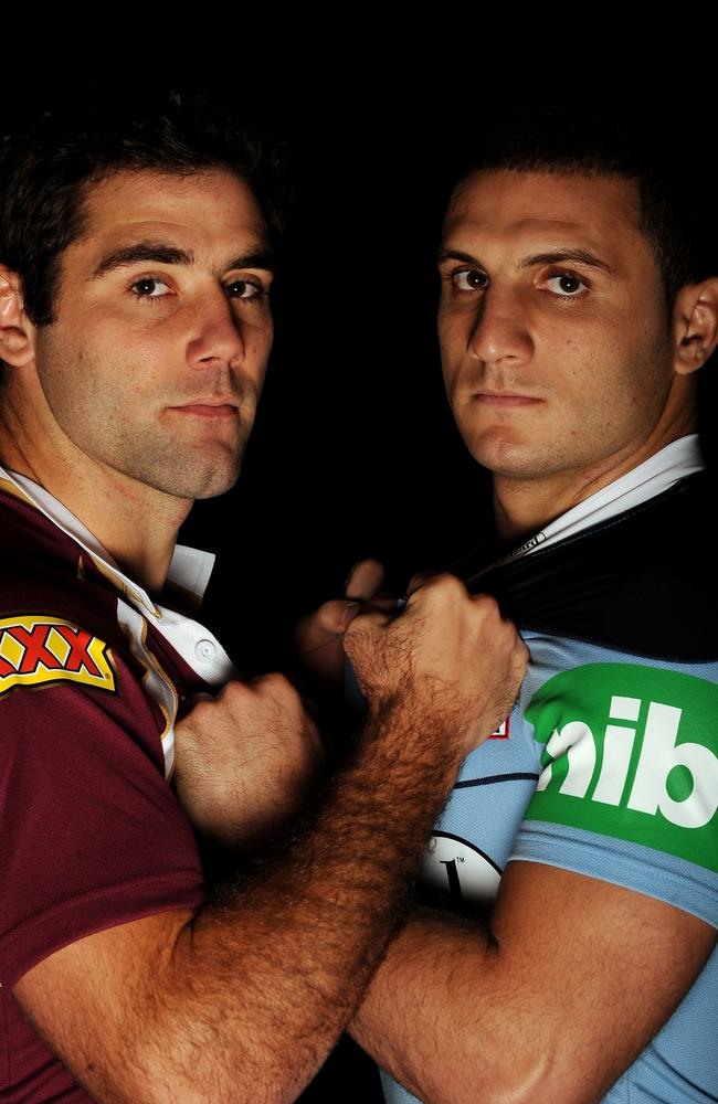 Cameron Smith and Robbie Farah have a healthy rivalry.