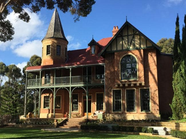 Unreal Estate Castle Feel To Yallingup Home Including