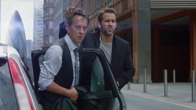 THE HITMAN'S BODYGUARD review and rating (2017) | Herald Sun