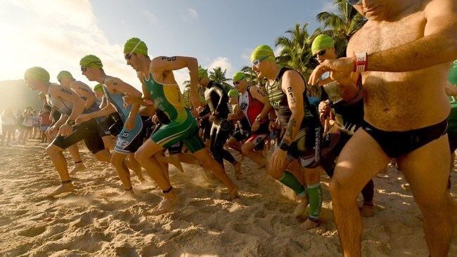 Hamilton Island Triathlon 2016 by Delly Carr