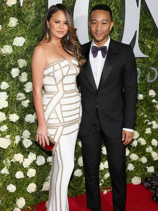 The home of John Legend and Chrissy Teigen is under threat. Picture: Jemal Countess/Getty Images for Tony Awards Productions
