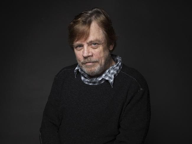Luke Skywalker himself, Mark Hamill is expected to play a key role in Star Wars: The Last Jedi. Picture: Taylor Jewell/Invision/AP
