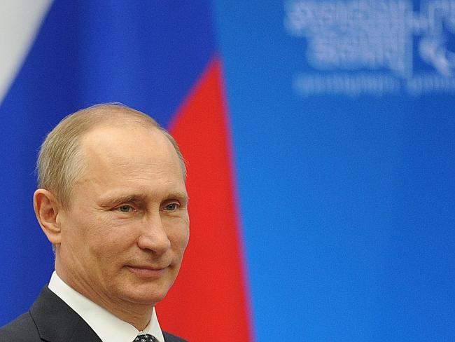Russia's President Vladimir Putin is not targeted in the sanctions.