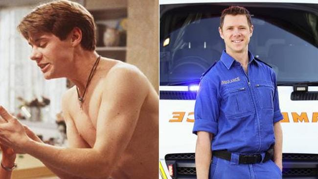 Andrew Bibby went from Lance to ambu-Lance.