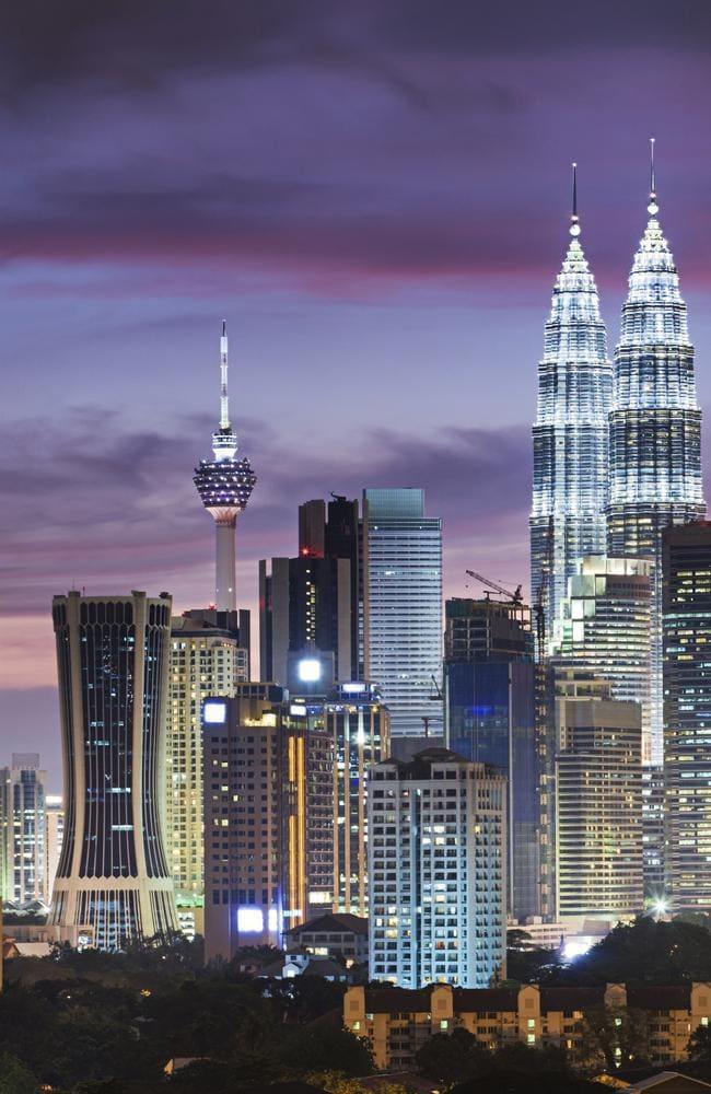 Cool Kuala Lumpur.