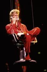 Musician David Bowie performing. Picture: Time Life Pictures/DMI/The LIFE Picture Collection/Getty Images