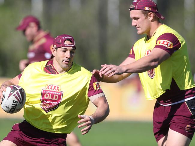 Billy Slater and Coen Hess will inject some much needed energy into a Queensland side fighting to keep the series alive.