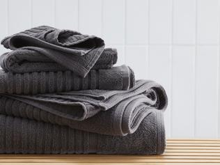 HOME DECORATE BATHROOM UPDATES Fresh towels don't need to break the bank. These bath towels from Kmart are just $6 with the hand towels and face washers just as affordable at $3.50 and $2 respectively, kmart.com.au