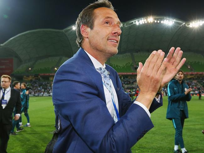 Van't Schip hopes the win can spark a trophy run.