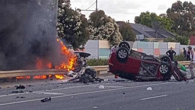 Fatal Car Crash Melbourne Today