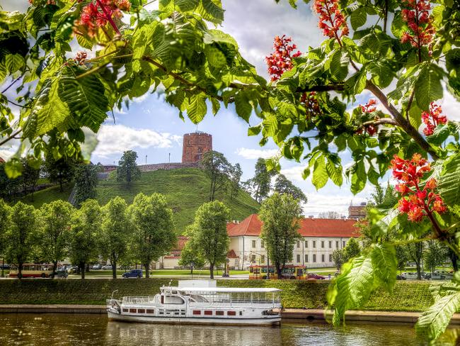 It was a weird move, considering how photogenic Lithuania is anyway. Picture: Vilnius Tourism & Convention Bureau