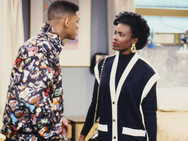 Will Smith and Hubert had creative differences on Fresh Prince.