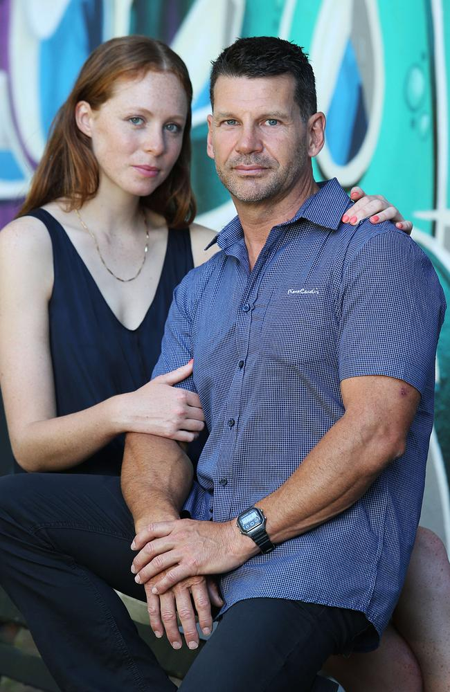 Steven Spaliviero is forging a new life without crime now he's been released from jail and started a relationship with Sydney model, Chelsea Coates.