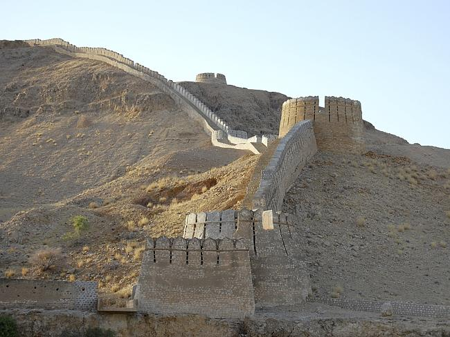 Rani Kort Fort, Pakistan.