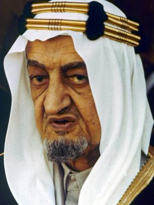 King Faisal was murdered by his nephew who was then beheaded.