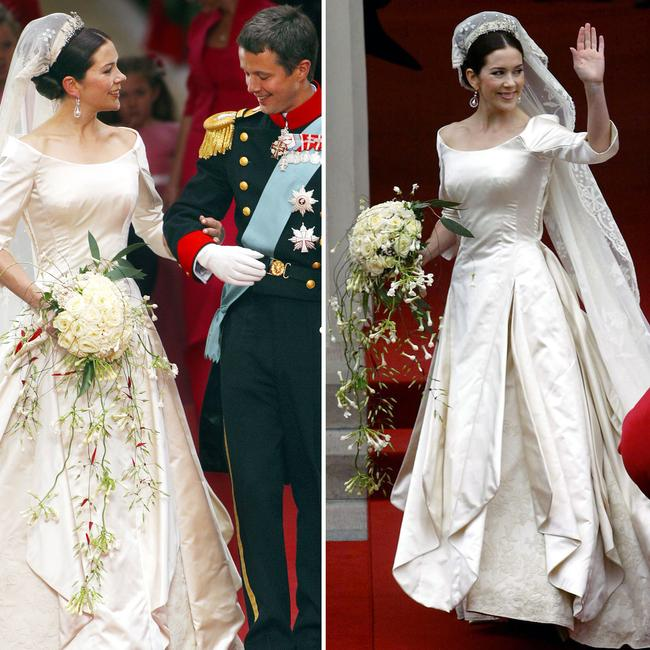 Princess Mary voted most fashionable royal ... again