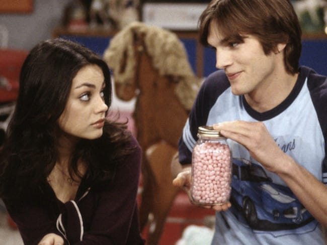 Ashton Kutcher And Mila Kunis Began Hookup