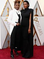 Director Dee Rees and Sarah Broom. Photo: Getty