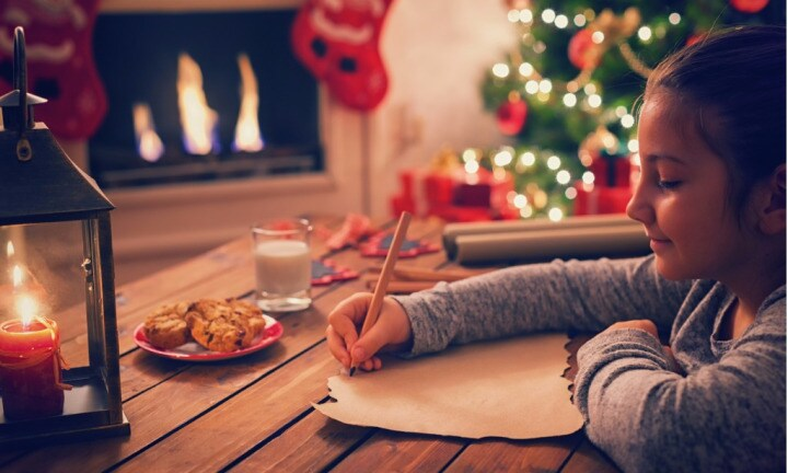 Here's what to do when your kid questions Santa