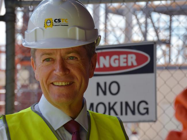 Voters aren't impressed with Federal Opposition Leader Bill Shorten. Picture: AAP Image/Rebecca Le May