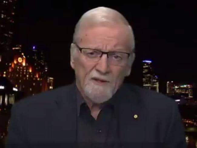 Former Foreign Minister Gareth Evans says South Koreans are more worried about Donald Trump than North Korea. Picture: ABC