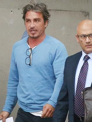 Kings Cross identity John Ibrahim's home was raided six weeks ago. He has not been charged and is not accused of any crime. Picture: Richard Dobson