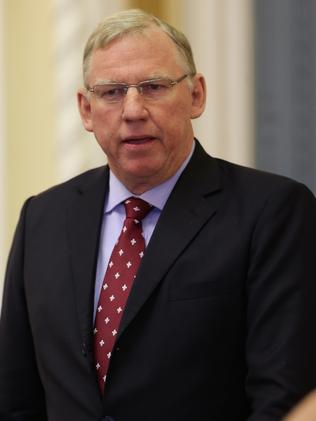 Deputy Premier and State Development, Infrastructure and Planning Minister Jeff Seeney.