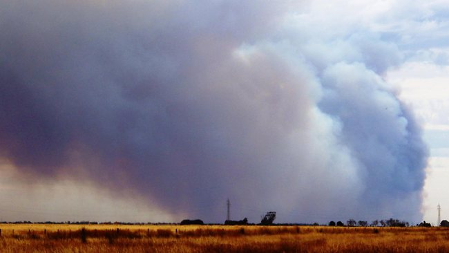 Lucindale fire