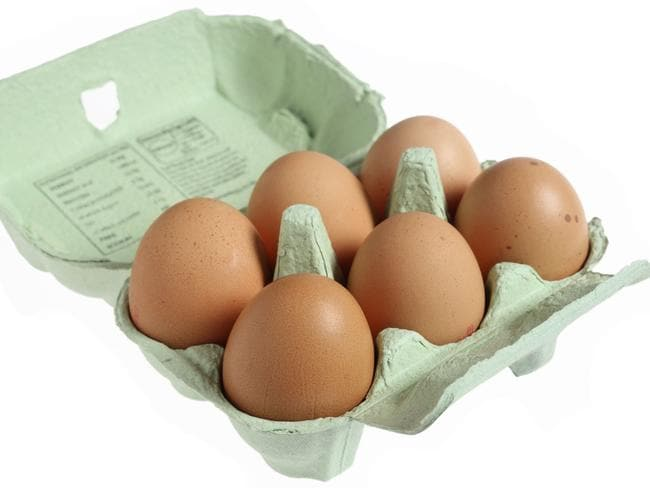 Don't believe everything you read on the internet about eggs ...