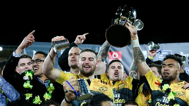 The Hurricanes won this year's Super Rugby title but New Zealand teams are concerned with the current set up of the competition.