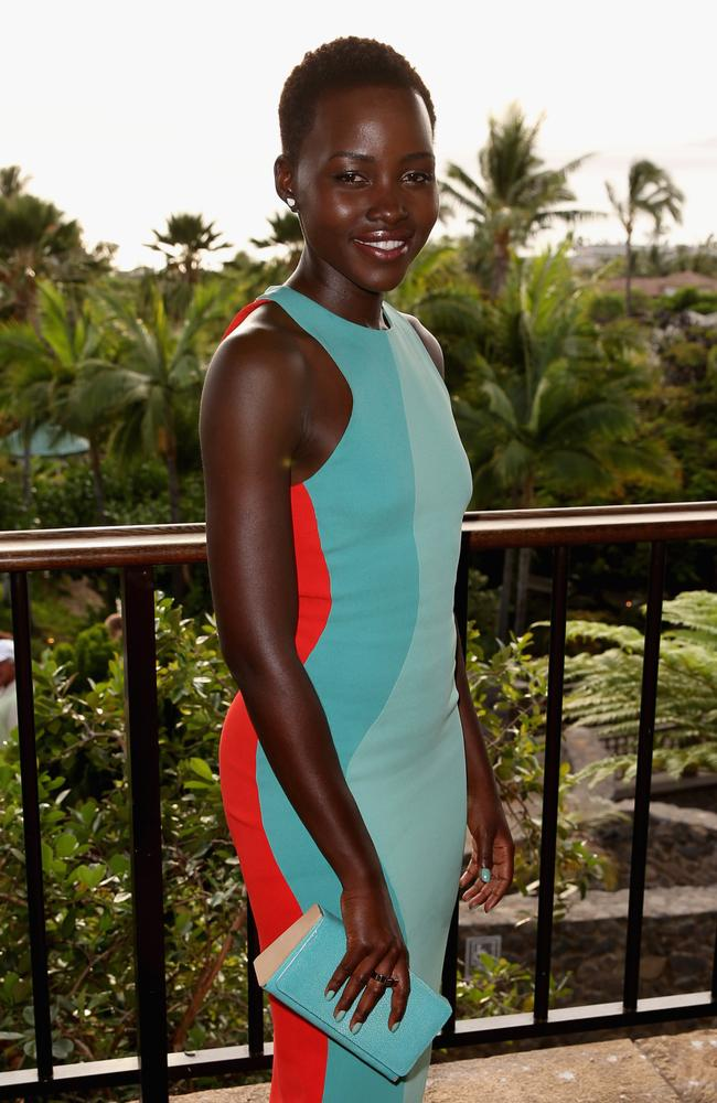 Lupita Nyong'o realised the gravity of her comments after she said them.