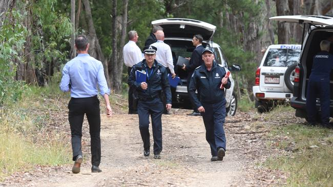 The remains were found less than 30km north of Toolern. Picture Kylie Else