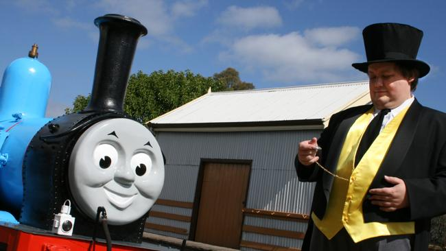 We refuse to say anything about certain potential treasurers' suitability for the role of fat controller