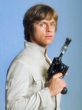 Mark Hamill played Luke Skywalker in Star Wars. Picture: Supplied