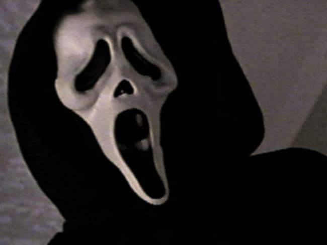 Ghostface was inspired by serial killer Danny Rolling.