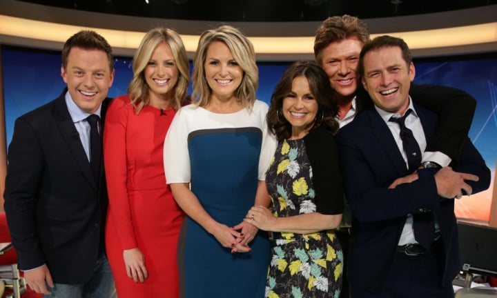 Channel Nine set to announce two new co-hosts on Today