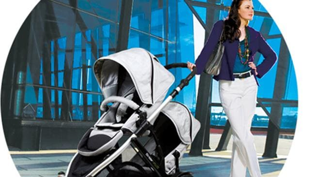 Steelcraft Strider plus has won the best pram category.