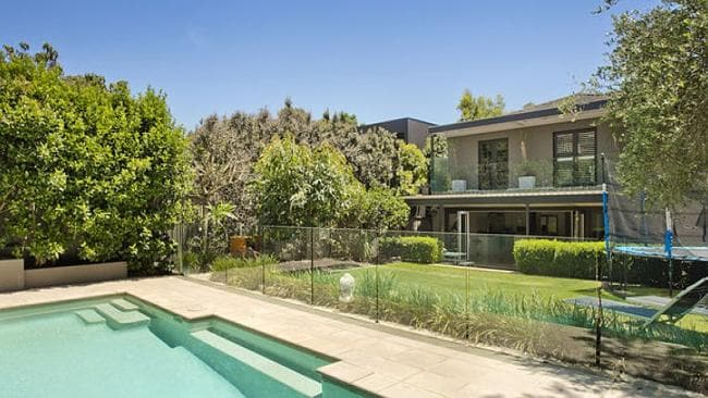 3 Fall St, Cremorne which sold to an overseas buyer.