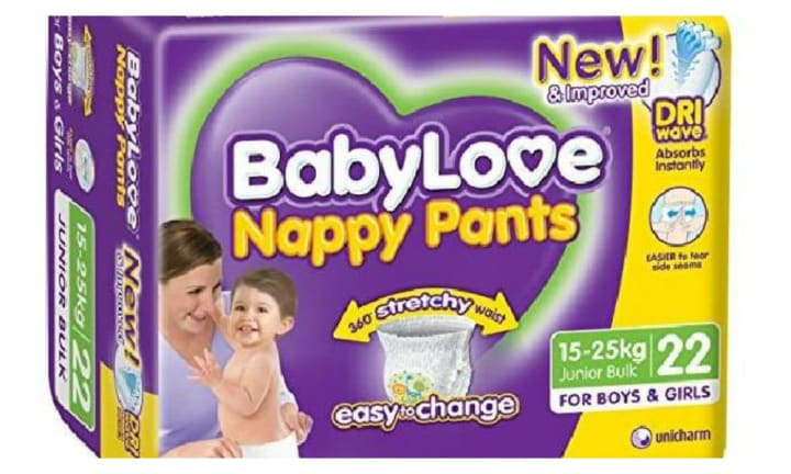 Parents furious at Amazon nappies order stuff-up